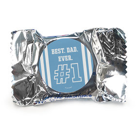 Father's Day Personalized York Peppermint Patties #1 Dad