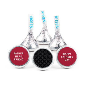Personalized Father's Day Trellis Hershey's Kisses (50 pack)