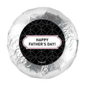 "Father's Day Trellis Pattern 1.25"" Stickers (48 Stickers)"