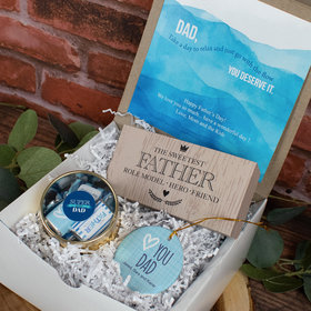 Super Dad Father's Day Gift Box