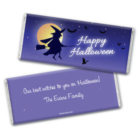 The Witching Hour Personalized Candy Bar - Wrapper Only