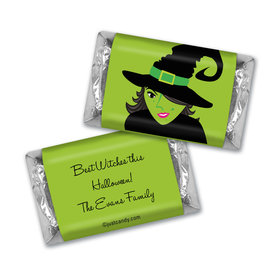 A Wicked Witch Halloween MINIATURES Candy Personalized Assembled