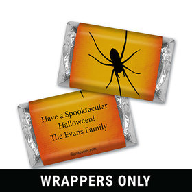 Witches Brew Halloween Personalized Miniature Wrappers