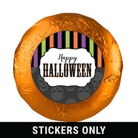 Halloween Personalized Stickers Party Spirits (48 Stickers)