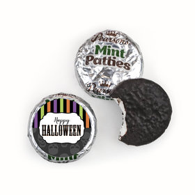 Halloween Personalized Pearson's Mint Patties- Party Spirits