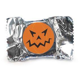 Halloween Personalized Chocolate York Peppermint Patties- Grave Robber - Zombie