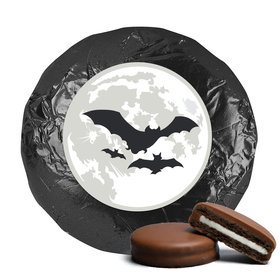Personalized Halloween Lunar Dread Chocolate Covered Oreo Cookies