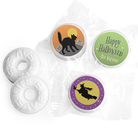 Personalized Life Savers Mints - Halloween Witch (300 Pack)