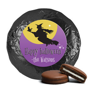 Personalized Chocolate Covered Oreos - Halloween Witch