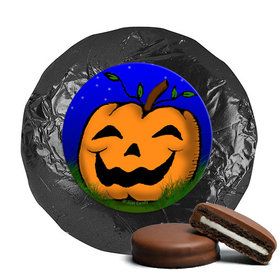 Personalized Chocolate Covered Oreos - Halloween In the Patch