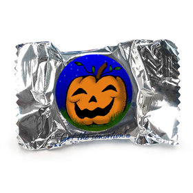 Personalized York Peppermint Patties - Halloween In the Patch