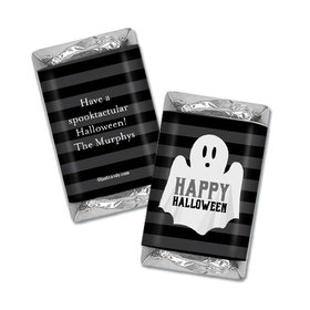 Personalized Halloween Ghouling Ghost Hershey's Miniatures