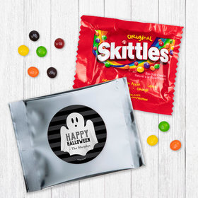 Personalized Halloween Ghouling Ghost - Skittles