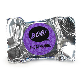 Personalized Halloween Spooky Phrases York Peppermint Patties
