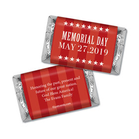 Never Forget Personalized Miniature Wrappers