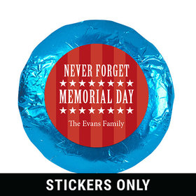 "Never Forget 1.25"" Sticker (48 Stickers)"