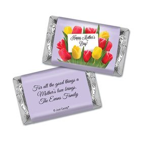 Bouquet Day Personalized Miniature Wrappers