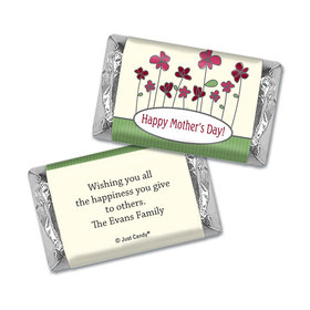 Growing Garden Personalized Miniature Wrappers