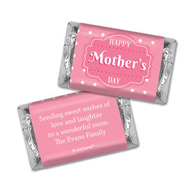 She Knows Best Personalized Miniature Wrappers