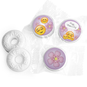 Mother's Day Emoji Theme Life Savers Mints (300 Pack)