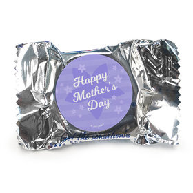 Mother's Day Purple Flowers Theme York Peppermint Patties