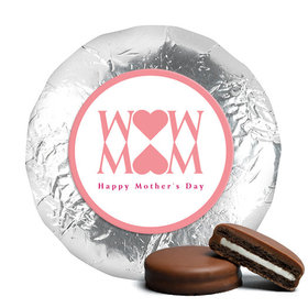 Milk Chocolate Covered Oreos - Mother's Day Mom Heart