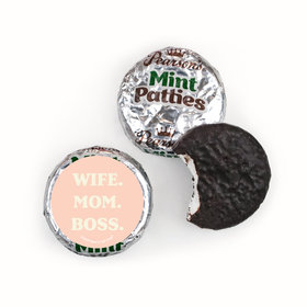 Pearson's Mint Patties - Mother's Day Wife. Mom. Boss