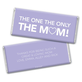 Personalized Mother's Day The Cool Mom Chocolate Bar