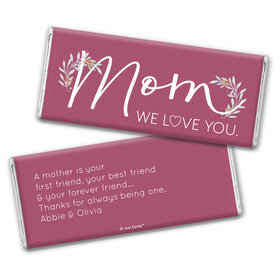 Personalized Mother's Day Forever Friend Chocolate Bar
