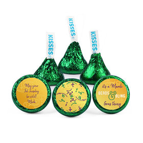 Personalized It's a Mardi Gras Thing Hershey's Kisses (50 pack)