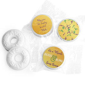 Personalized Life Savers Mints - Mardi Gras It's a Mardi Gras Thing