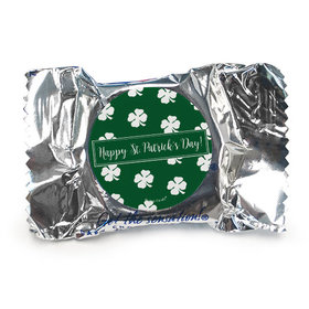 Personalized St. Patrick's Day Shamrocks York Peppermint Patties (84 Pack)