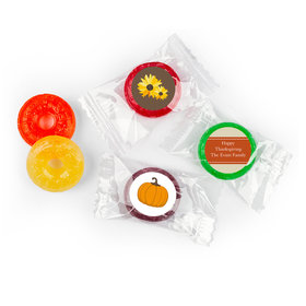 Harvest Personalized Thanksgiving LIFE SAVERS 5 Flavor Hard Candy Assembled
