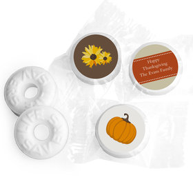 Harvest Personalized Thanksgiving LIFE SAVERS Mints Assembled