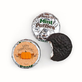 Thanksgiving Pumpkin Patch Pearson's Mint Patties