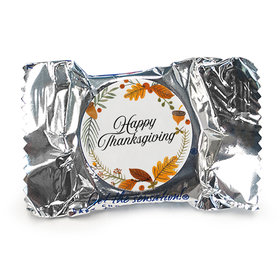 Thanksgiving Festive Leaves York Peppermint Patties
