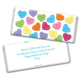 Candy Grams Candy Bar Personalized Candy Bar - Wrapper Only