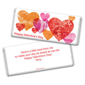 Paper Caper Wrapper & Candy Bar Personalized Candy Bar - Wrapper Only