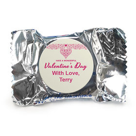 Valentine's Day Pattern Heart York Peppermint Patties (84 Pack)