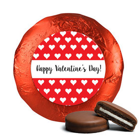 Valentine's Day Little Hearts Chocolate Covered Oreos