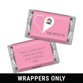 Valentine's Day Heart of Our Business Mini Wrappers