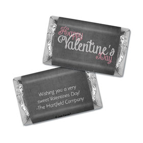 Personalized Add Your Logo Classic Heart Hershey's Miniatures