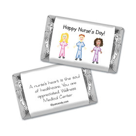 Scrubs Scribbles Personalized Miniature Wrappers
