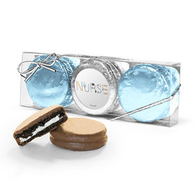 Nurse Appreciation First Aid 3PK Belgian Chocolate Covered Oreo Cookies