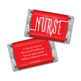 Personalized Nurse Pulse Mini Wrappers Only