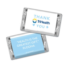 Personalized Nurse Appreciation Add Your Logo Hershey's Miniatures