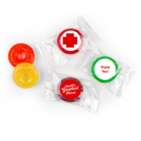 Nurse Appreciation Red Cross Life Savers 5 Flavor Hard Candy