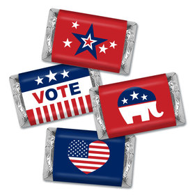 Election Candy Republican Party Hershey's Miniatures