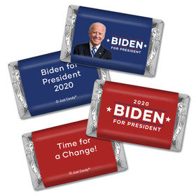 Presidential Election Biden 2020 Candy Hershey's Miniatures