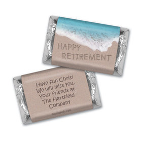 Relaxing By the Sea Personalized Miniature Wrappers